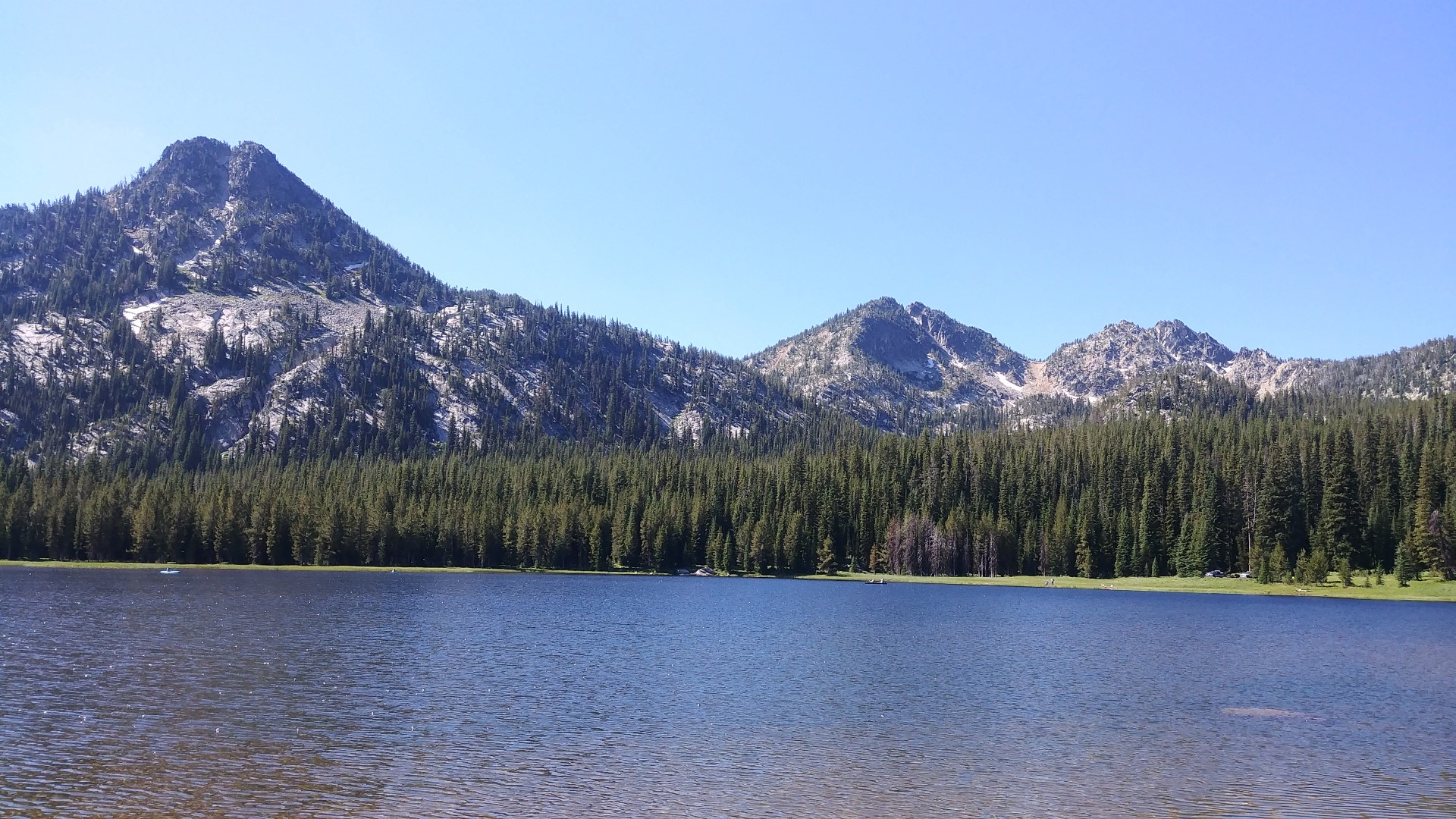 Anthony lakes wolf creek reservoir updates for Peak fishing times for today