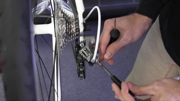 Rear Derailleur Adjustments
