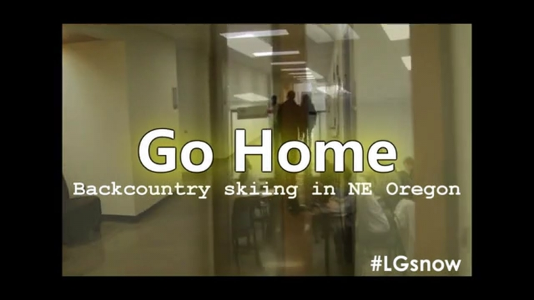 Go Home: Backcountry Skiing in NE Oregon