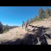 Super Fun Mountain Bike Ride September 20, 2014